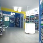 土耳其和开罗的药店设计